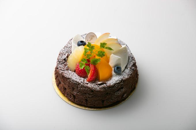デコレーションケーキ5号